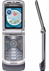 razor flip phone