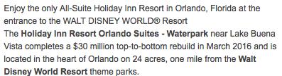 holiday inn resort 1